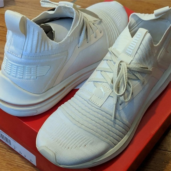 online store 381a4 2a5eb Mens PUMA IGNITE Limitless SR evoKNIT Sneakers NWT